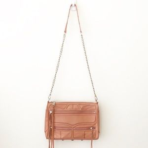 Rebecca Minkoff Vhain Crossbody with Tassels